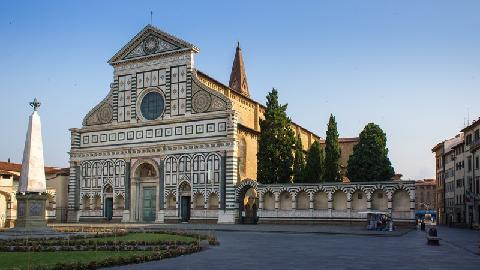 Eglise Santa Maria Novella Florence