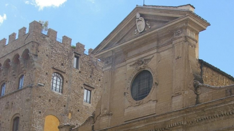 Eglise Santa Trinita Florence