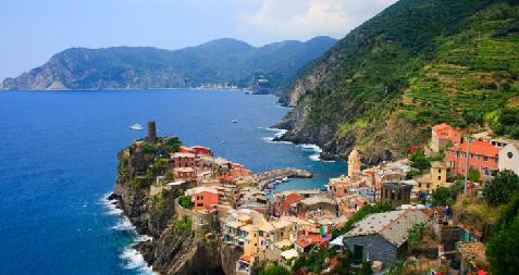 Photo Cinque Terre
