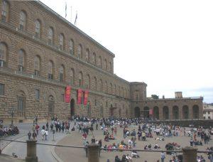 Place du Palazzo Pitti