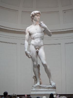 David Michelangelo Galerie Académie Florence