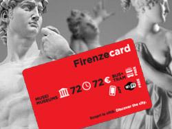 Firenze Card pour les musées