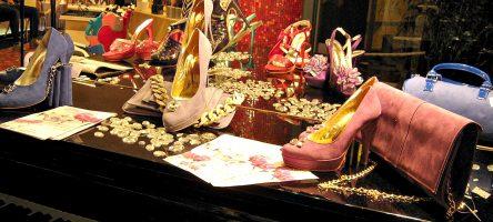 Shopping à Florence