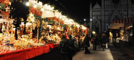 Florence en décembre