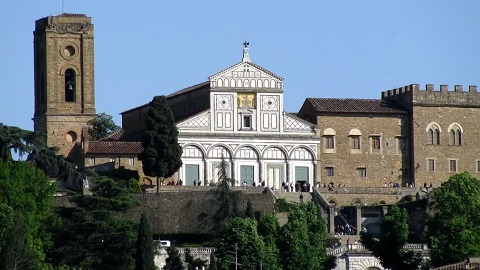 Photo Eglise San Miniato al Monte Florence