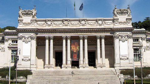 Photo Galerie Art Moderne Florence