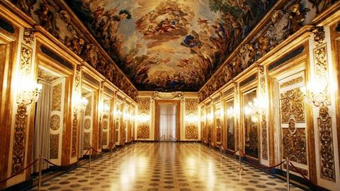 Photo Galerie Palatine Florence