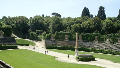 Photo Jardin Boboli Florence