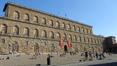 Photo Palazzo Pitti Florence