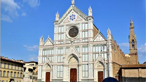 Basilique Santa Croce Florence