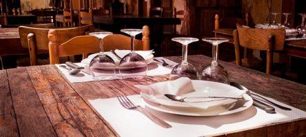 Le restaurant en Italie