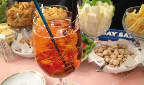 Un Negroni aperitivo firenze