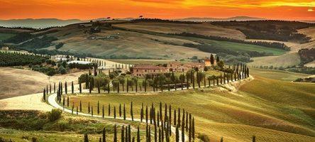 Location de voiture en Toscane