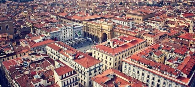 Le stationnement à Florence