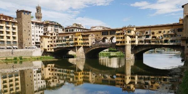 Visiter Florence Ponte Vecchio