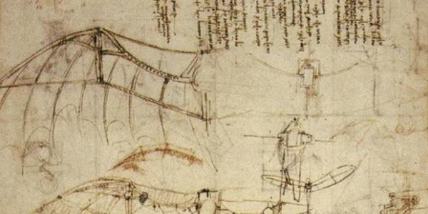 Avion Leonard de Vinci