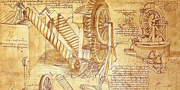 Energie verte Leonard de Vinci
