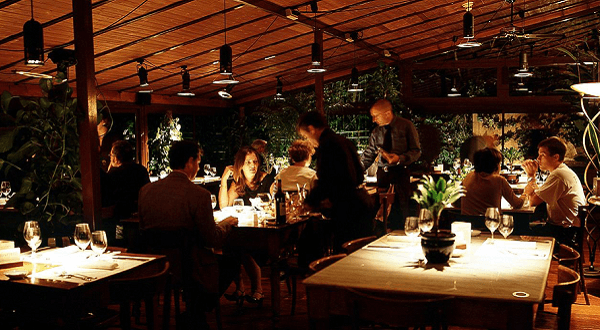 Restaurant Florence Arno