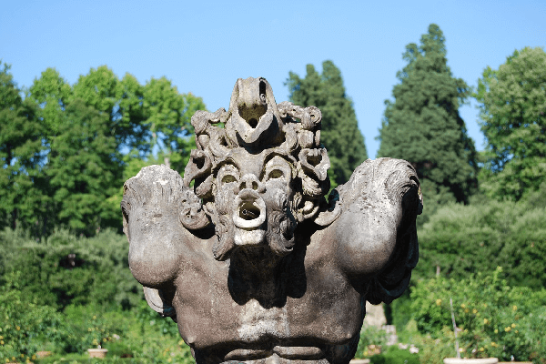 Fontaine Jardin Boboli Florence