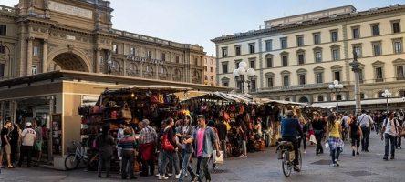 Les marchés de Florence