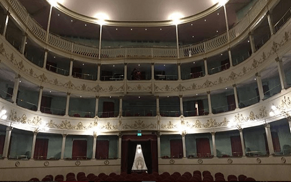 Theatre Niccolini Florence