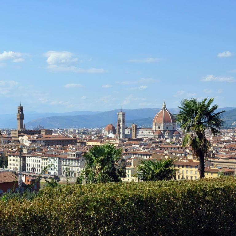 La Villa Gamberaia à Florence
