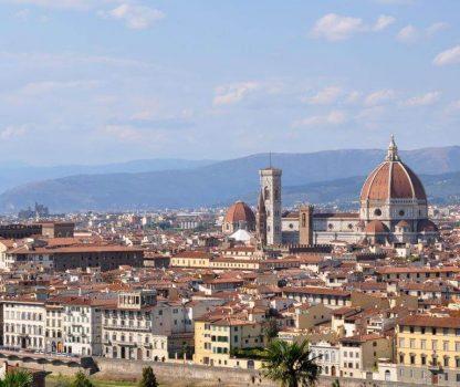 Florence vue de la ville