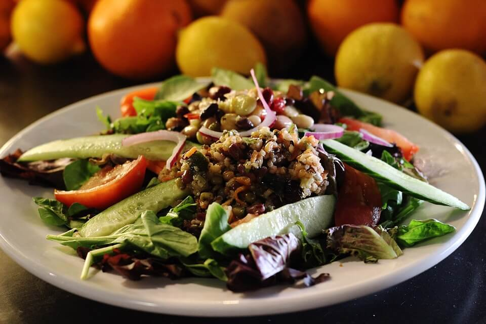 Quinoa ★ un restaurant sans Gluten à Florence !