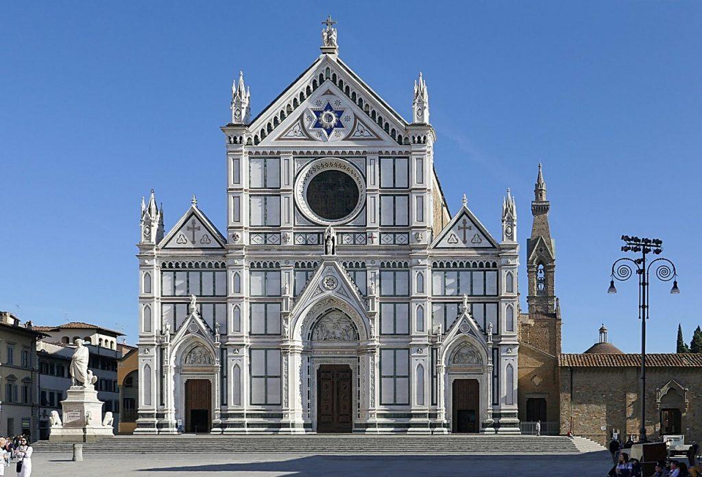Eglise Santa Croce Florence