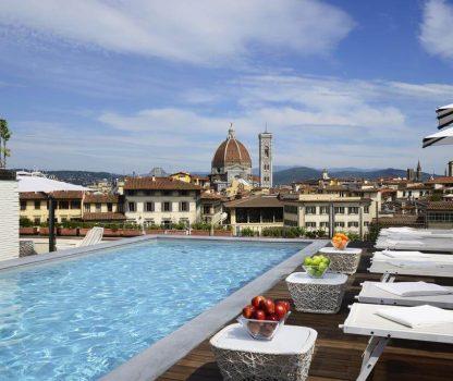Hotel Minerva Piscine Florence