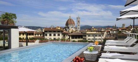 Le Grand Hotel Minerva, un coup de coeur à Florence
