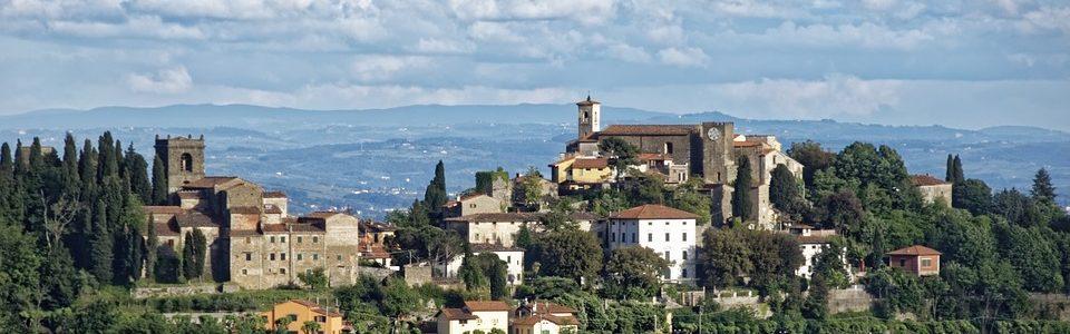 Location de voiture à Florence