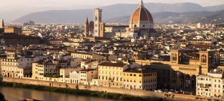 Promenade des Palais de Florence