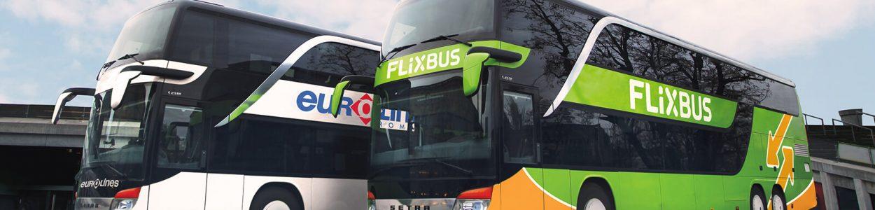 Aller à Florence en bus