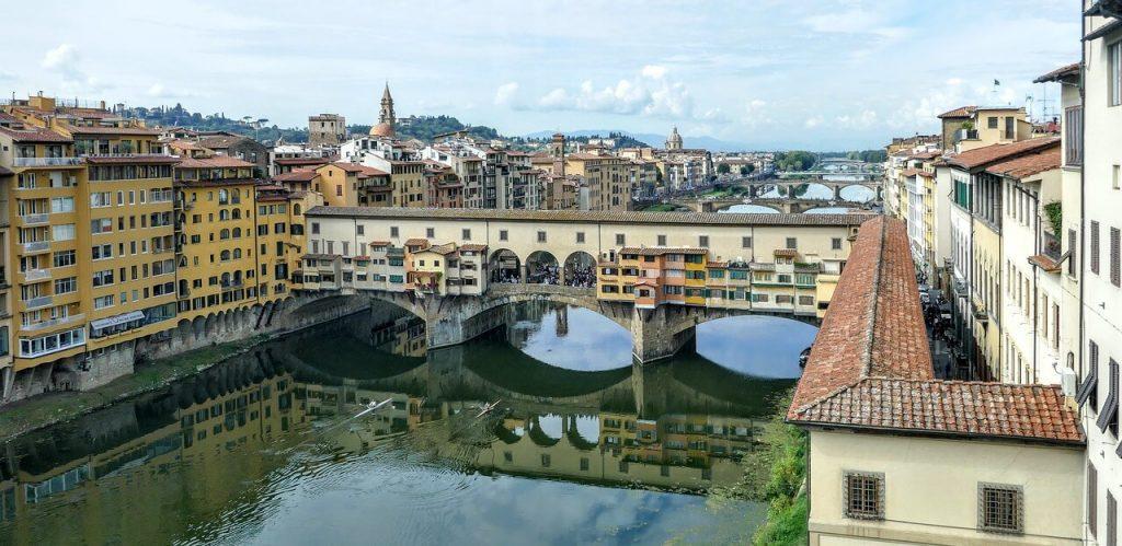Ponte Vecchio Florence Arno