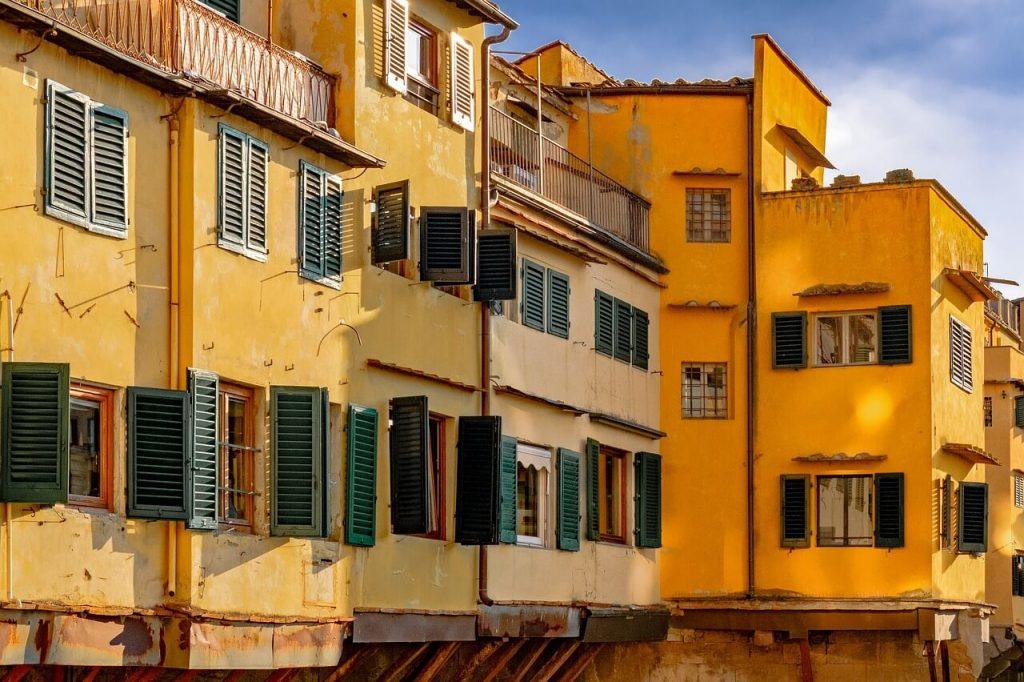 Ponte Vecchio Florence Boutiques