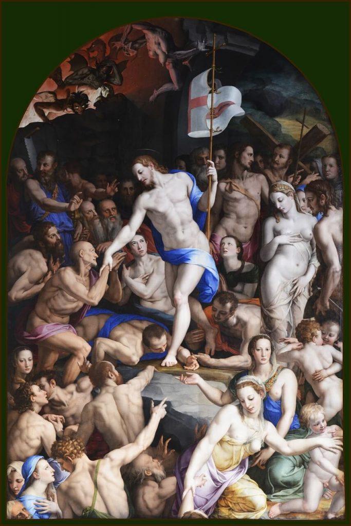 Santa Croce Florence Peinture