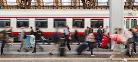 Aller à Florence en train